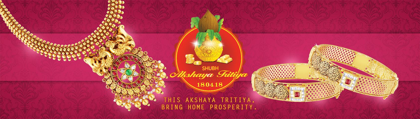 Atchaya Tritiya home banners