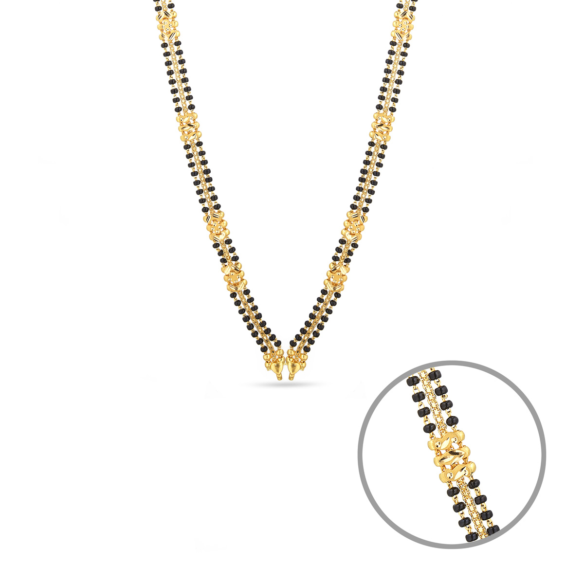 Gold Mangalsutra Chain
