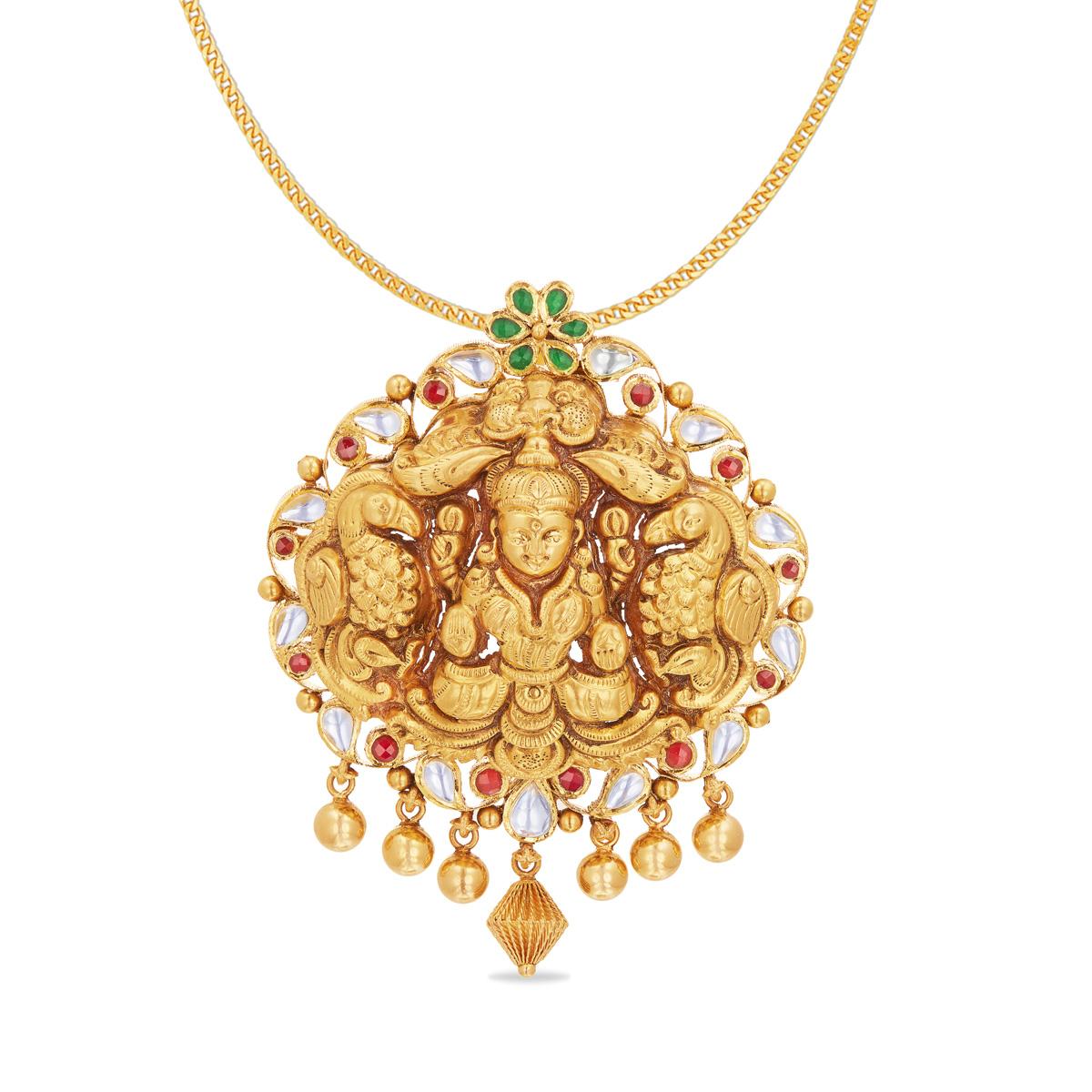 Trendy Lakshmi Pendant