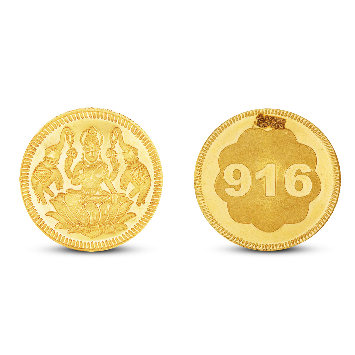 24 Gram Lakshmi Gold Coin
