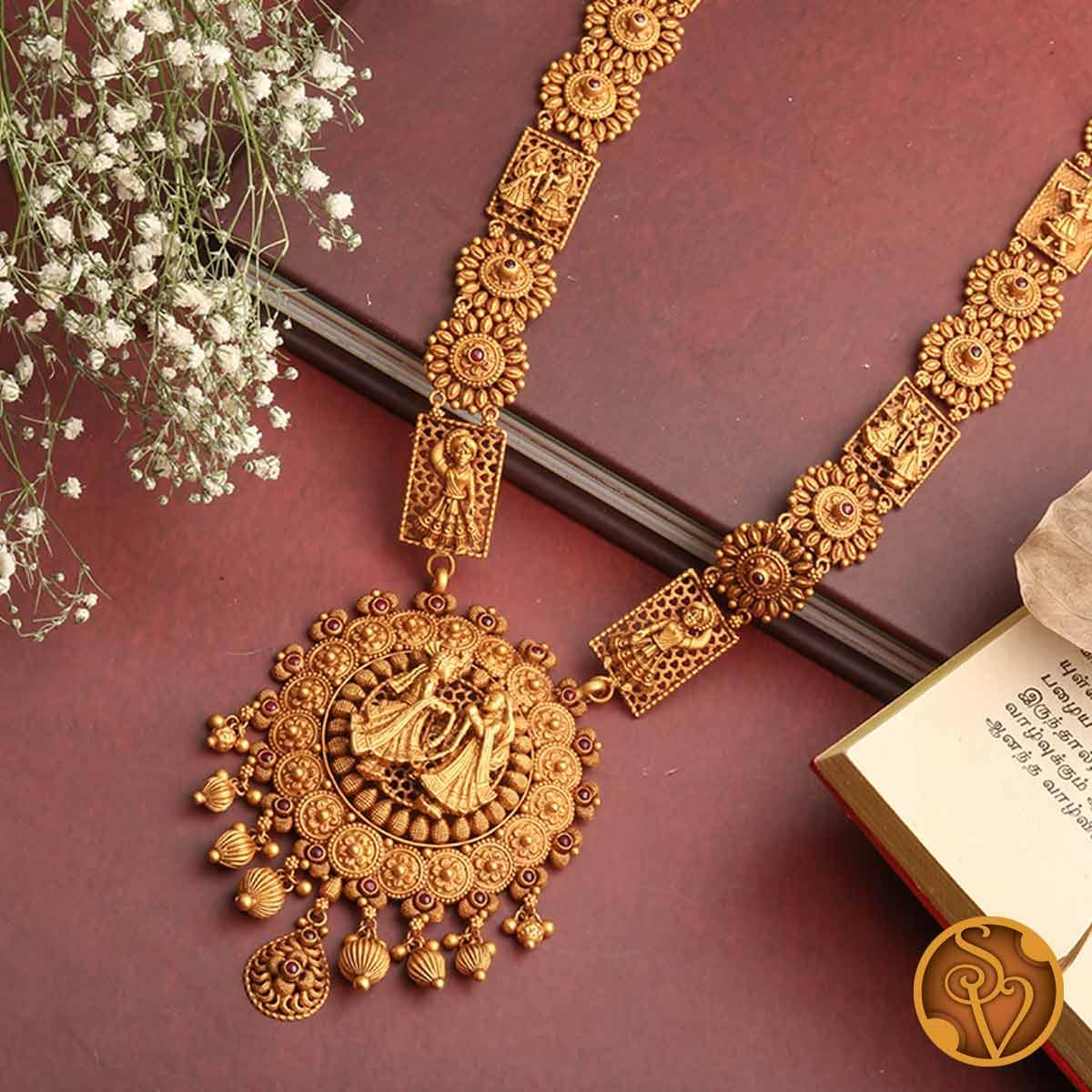 Awasome Nuptials Necklace