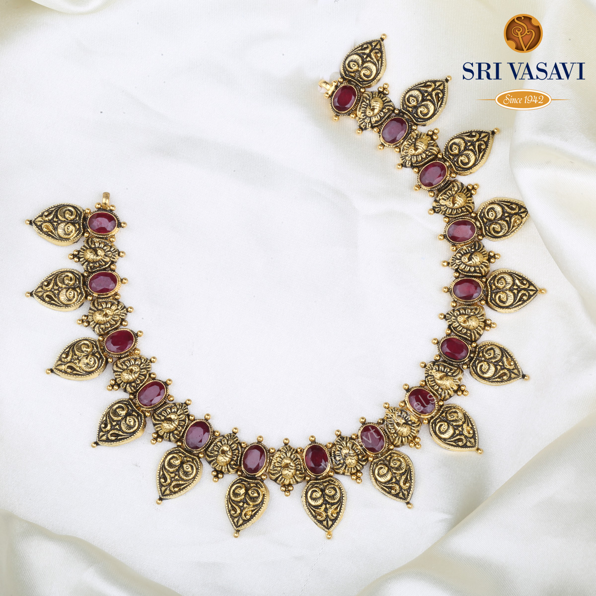 Dharaa Short Necklace