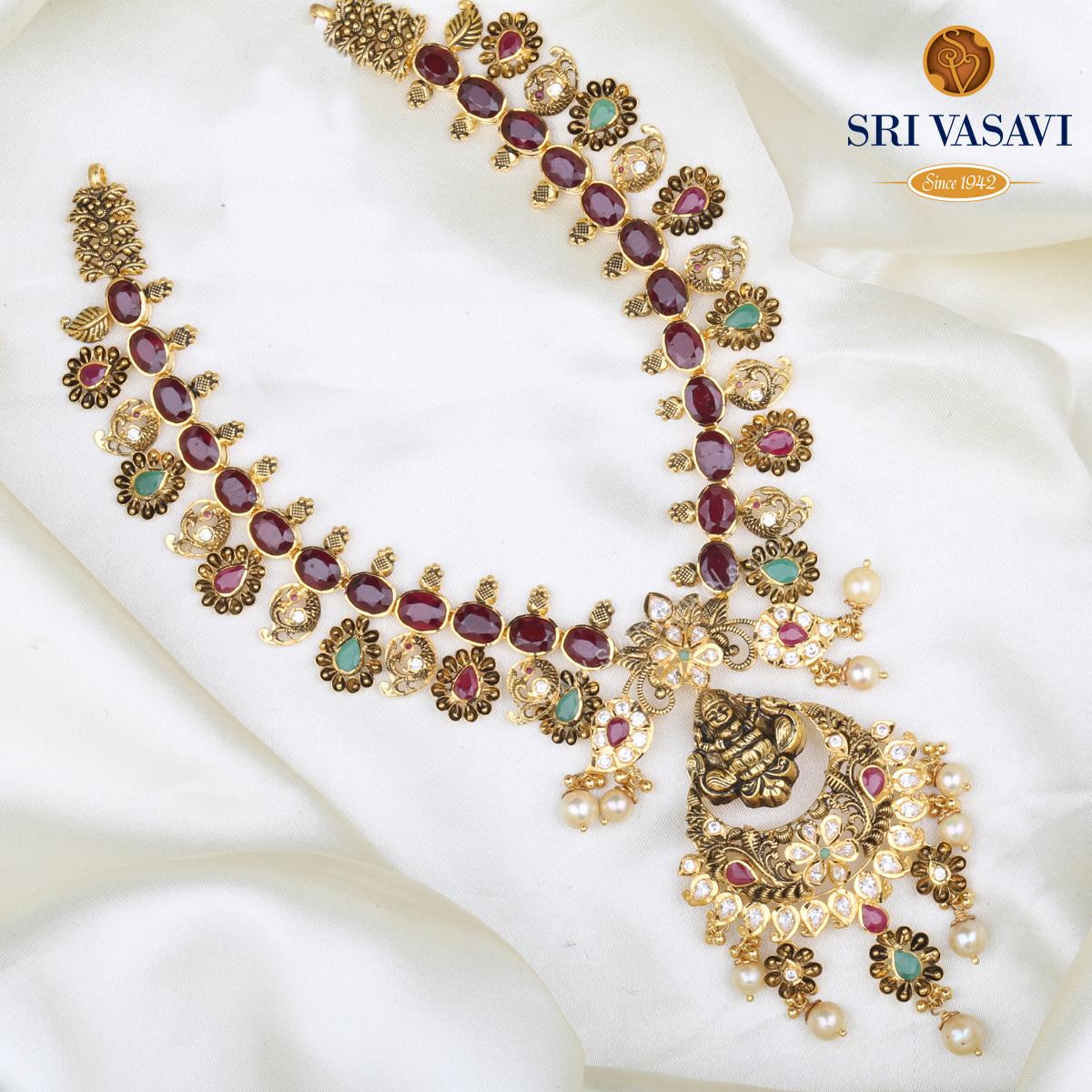 Chandika Necklace
