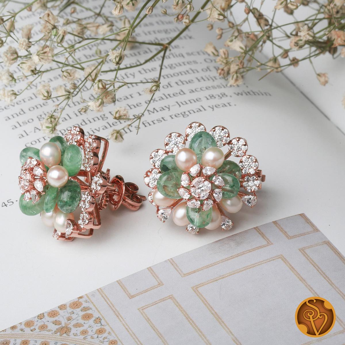 Ravishing Fancy Earrings