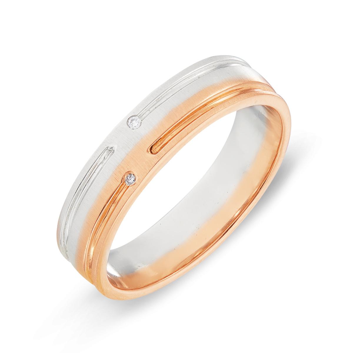 Bi-Tone Ring