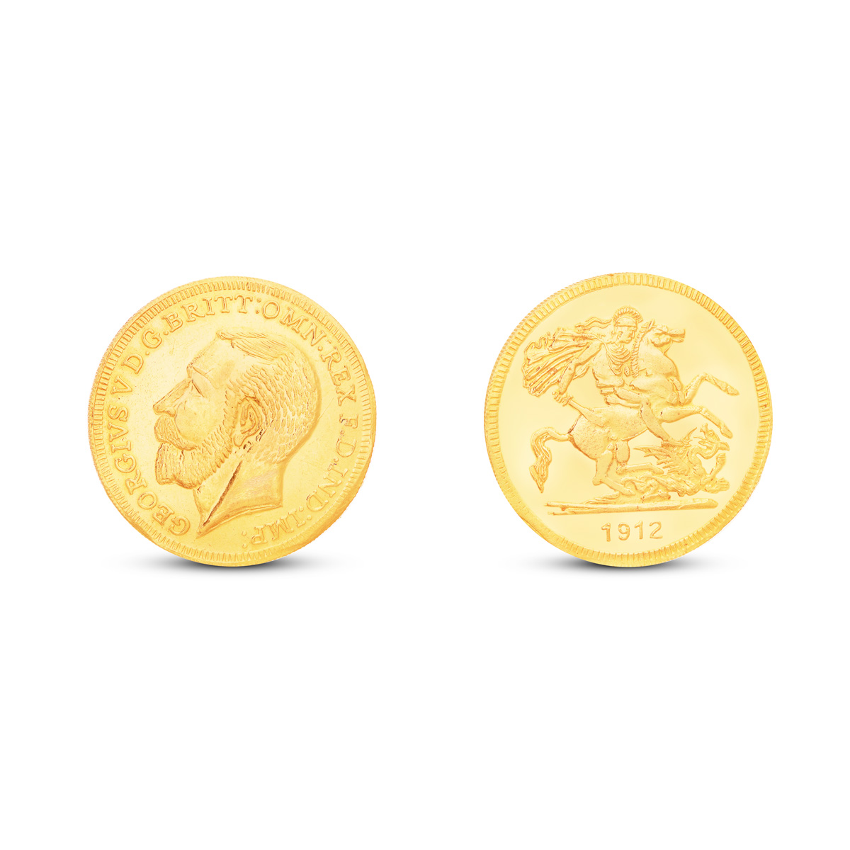4 Gram Gold Coin