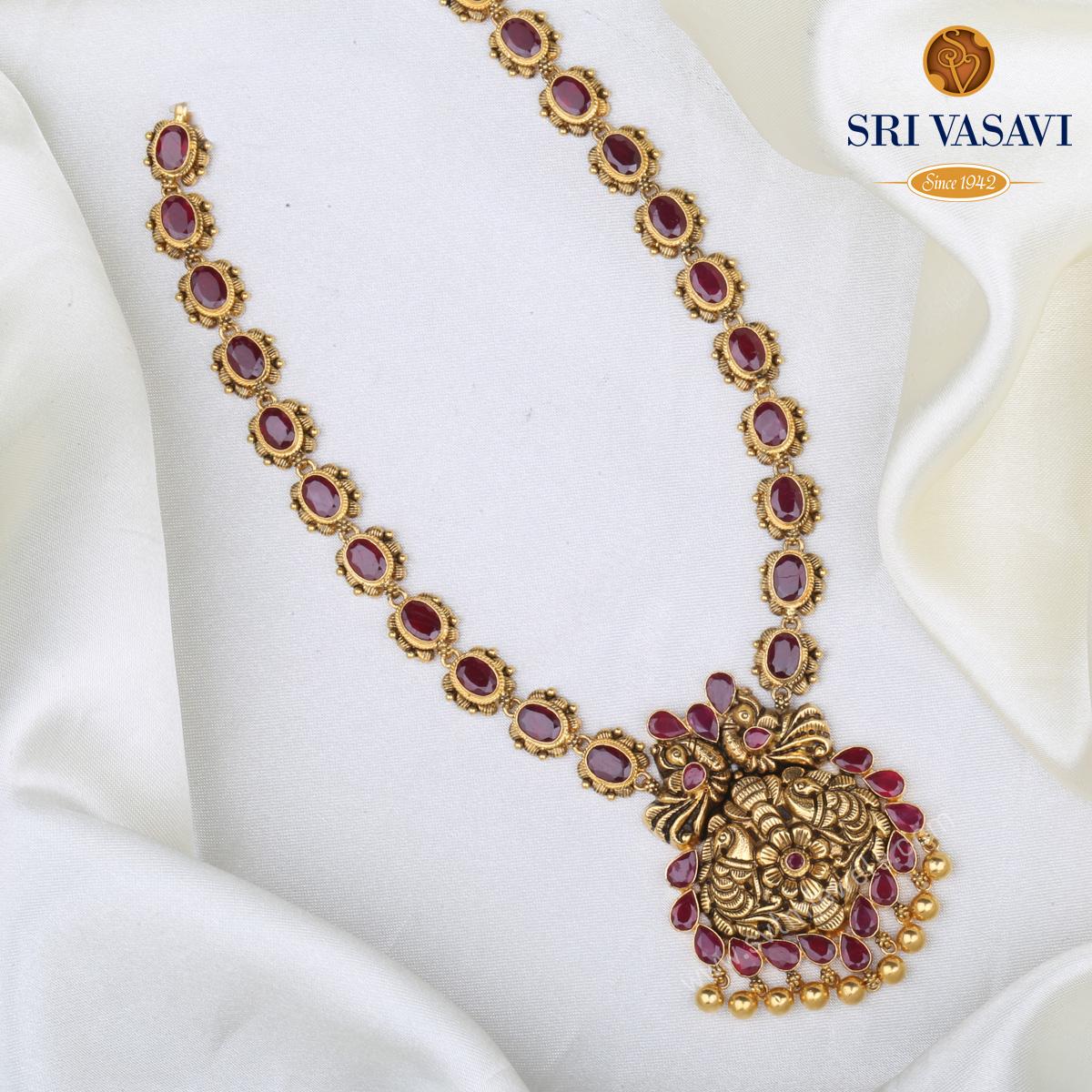Sankhya Necklace