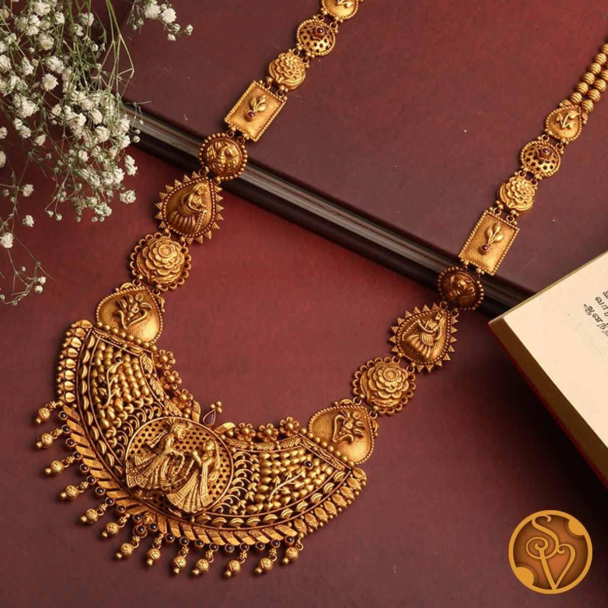Elite Long Necklace