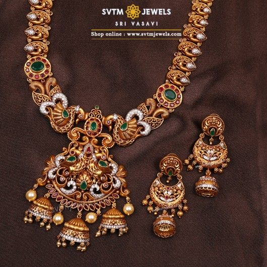 Lexina Mayur Necklace Set