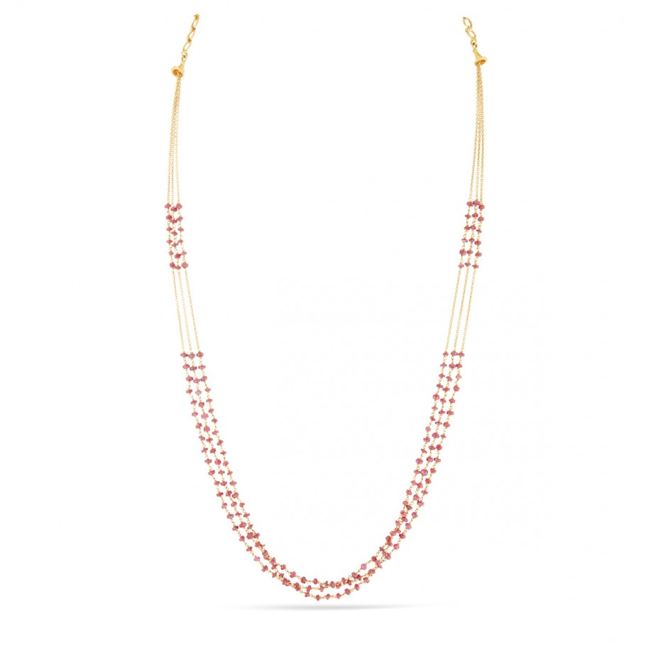 Troika Strands of Ruby