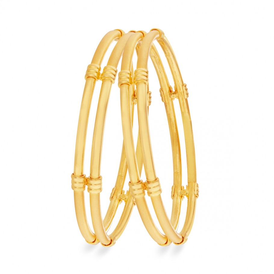 Dou Canal Baby Bangle