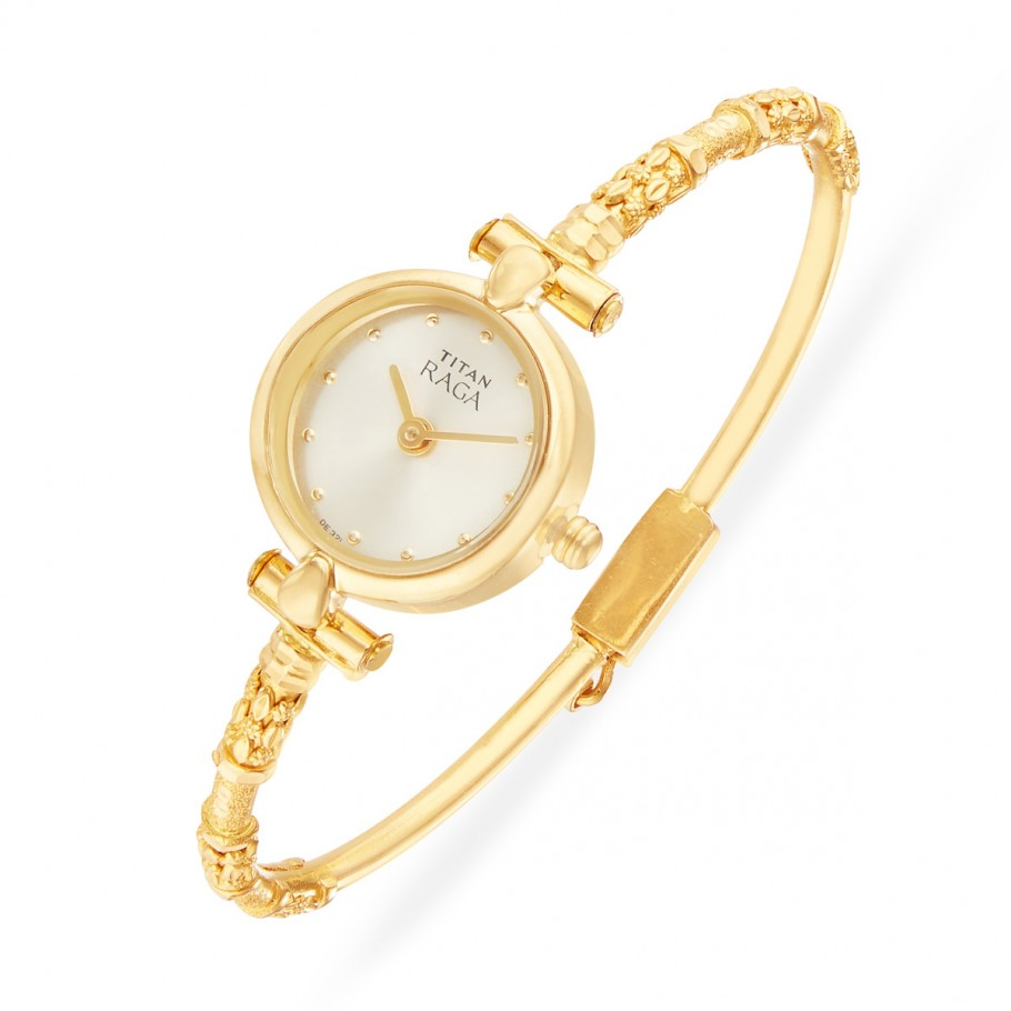 Treasure of Time Watch Gold