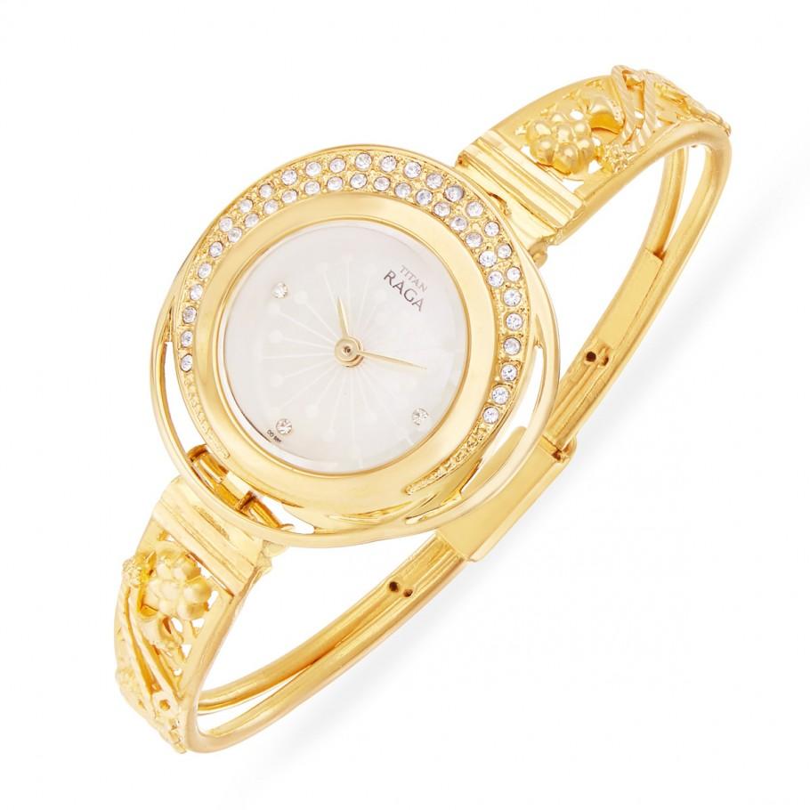 Ritzy Wrist Watch