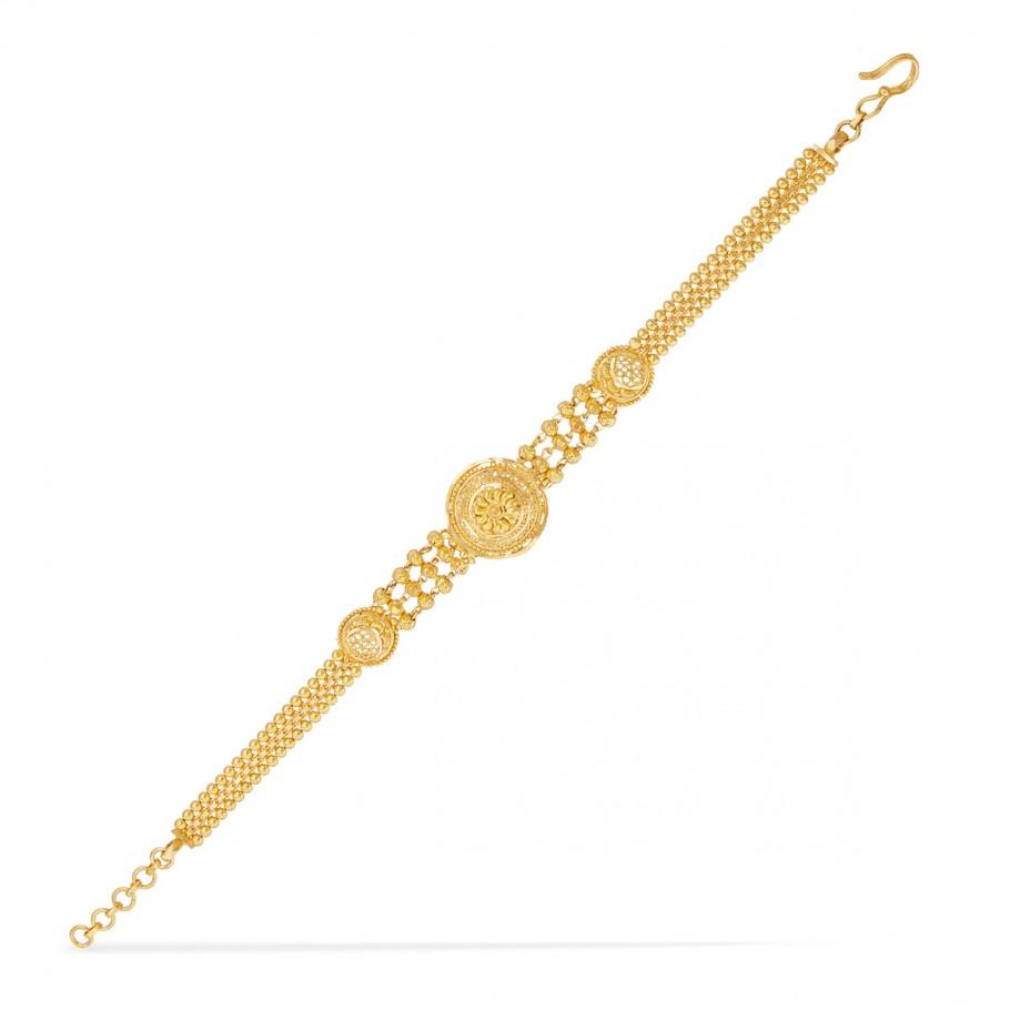 Palatial Wrist chain