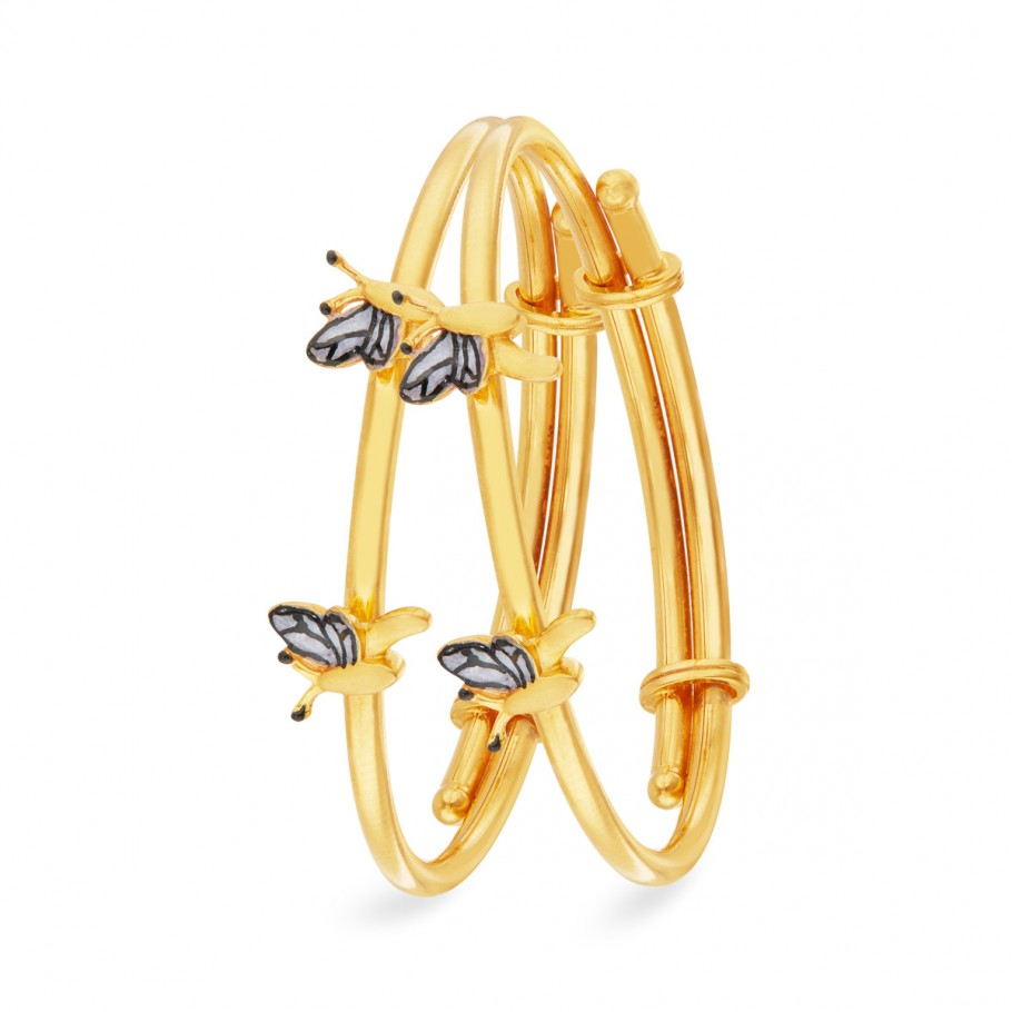 Witty Butterfly Bangle!