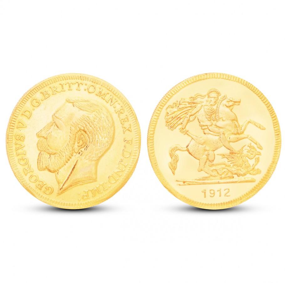 50 Gram Gold Coin