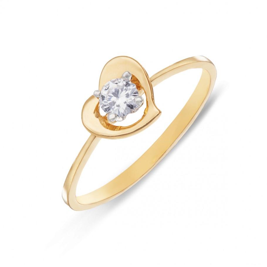A diamond heart