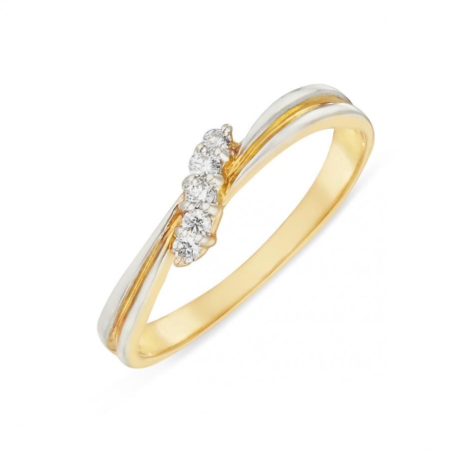 Bi-Tinctorial Ring