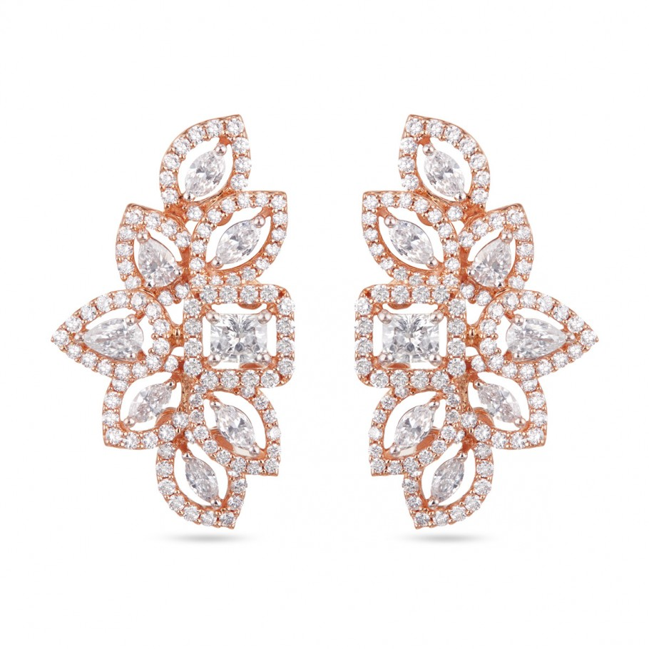 Glittering Princess earring