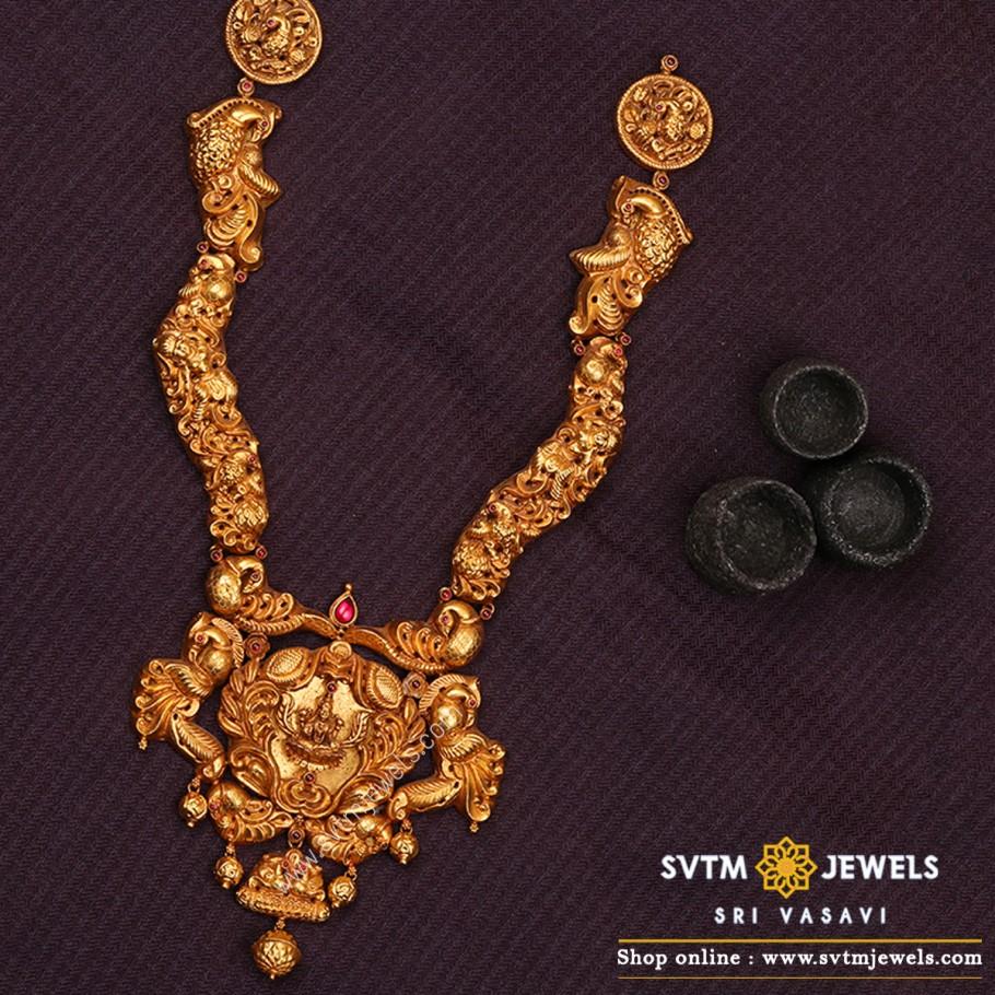 Mayura Lakshmi Necklace