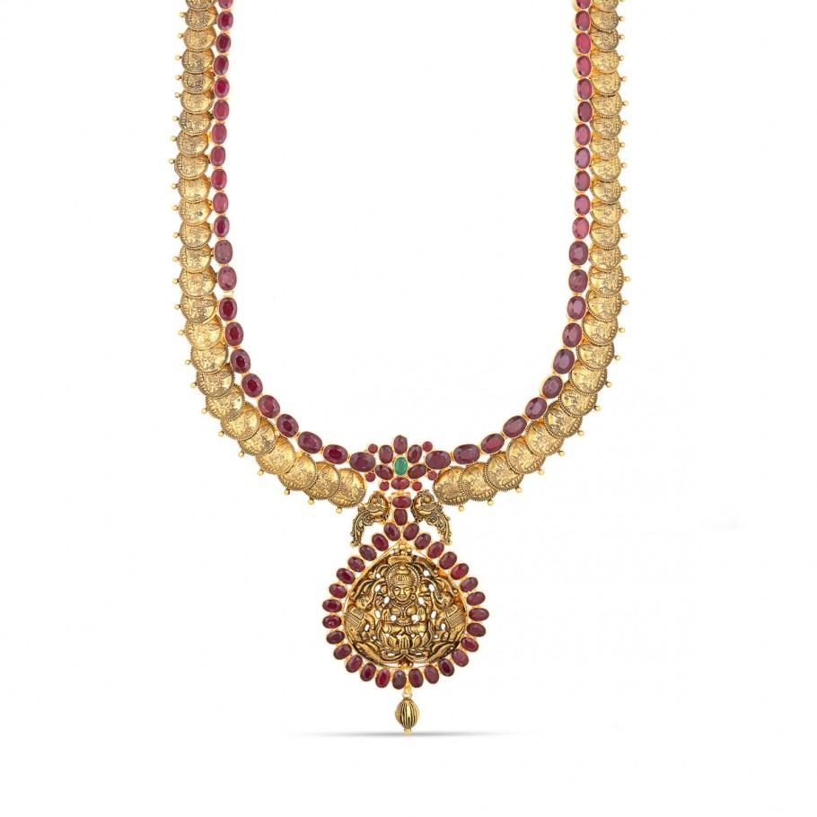 Elegant Lakshmi Haram