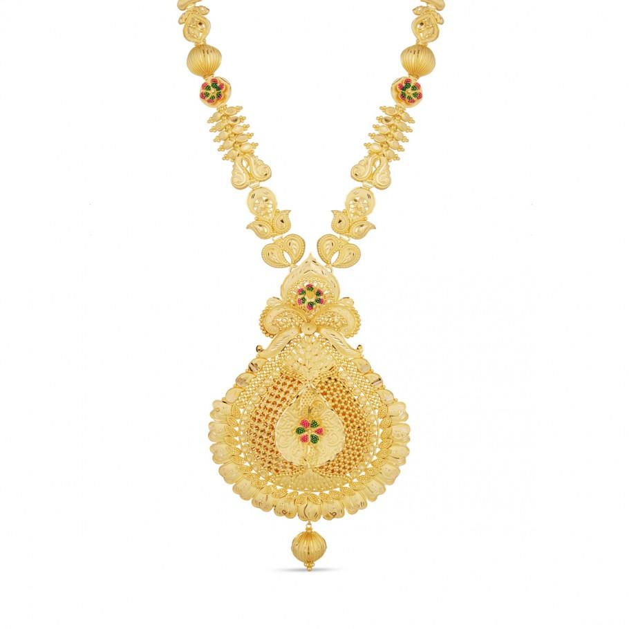 Agrata Paisley Necklace