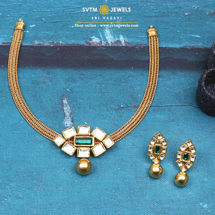 Tamera Necklace Set