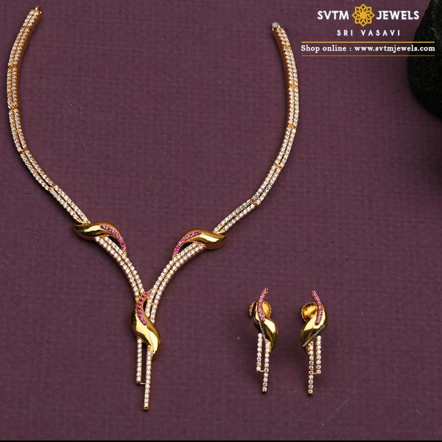 Kenia Necklace Set
