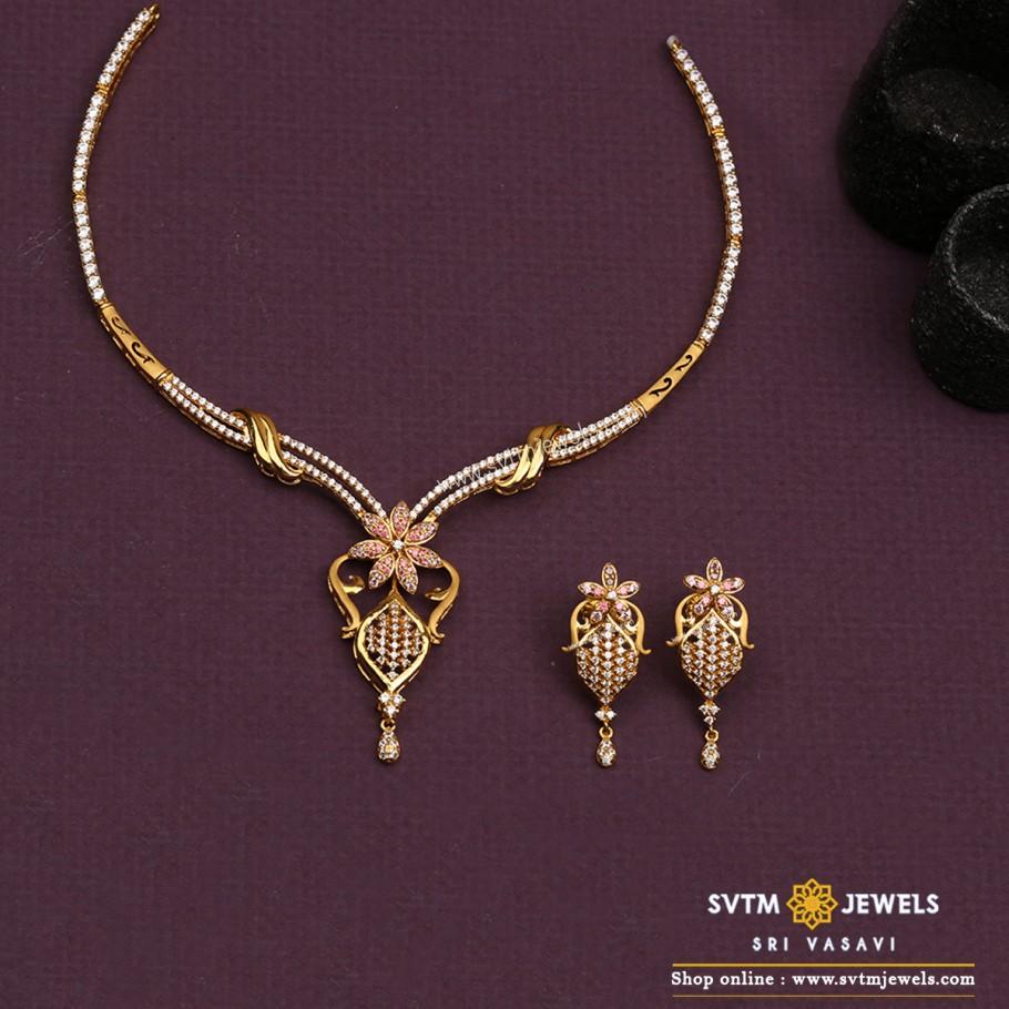 Kassandra Necklace Set
