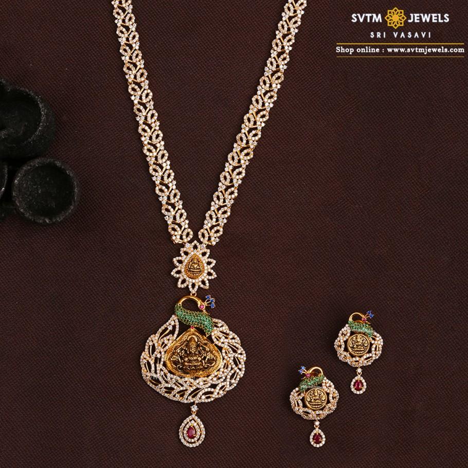 Leelia Necklace Set