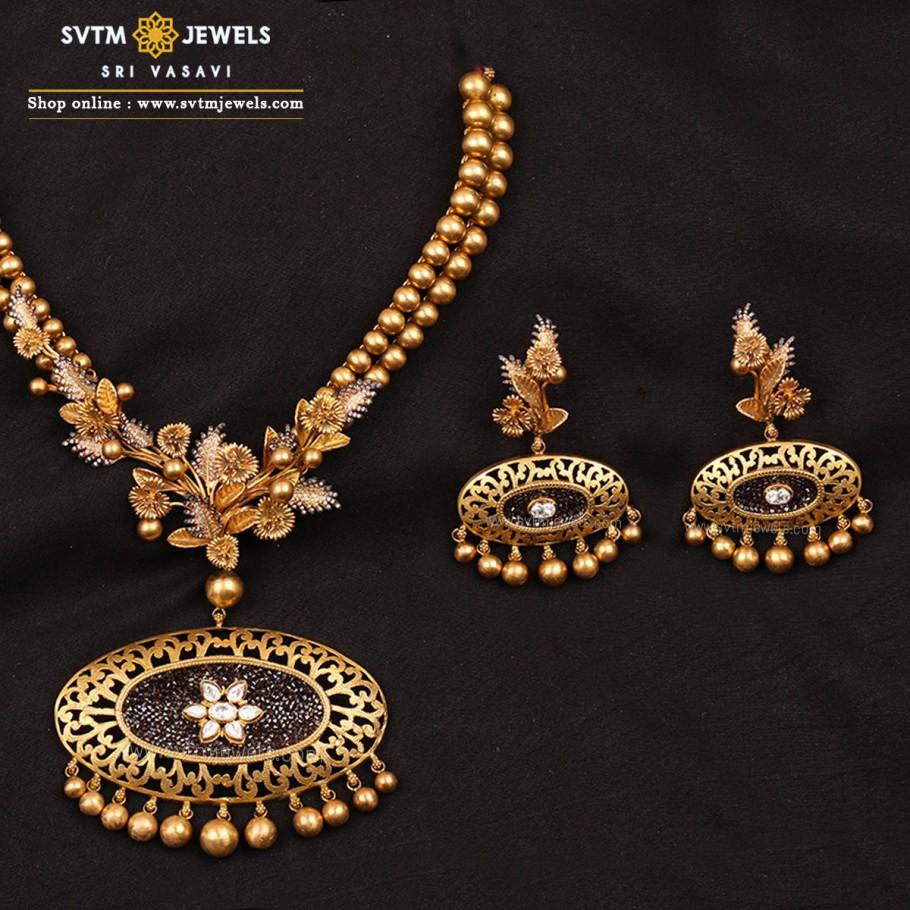 Aldina Necklace Set