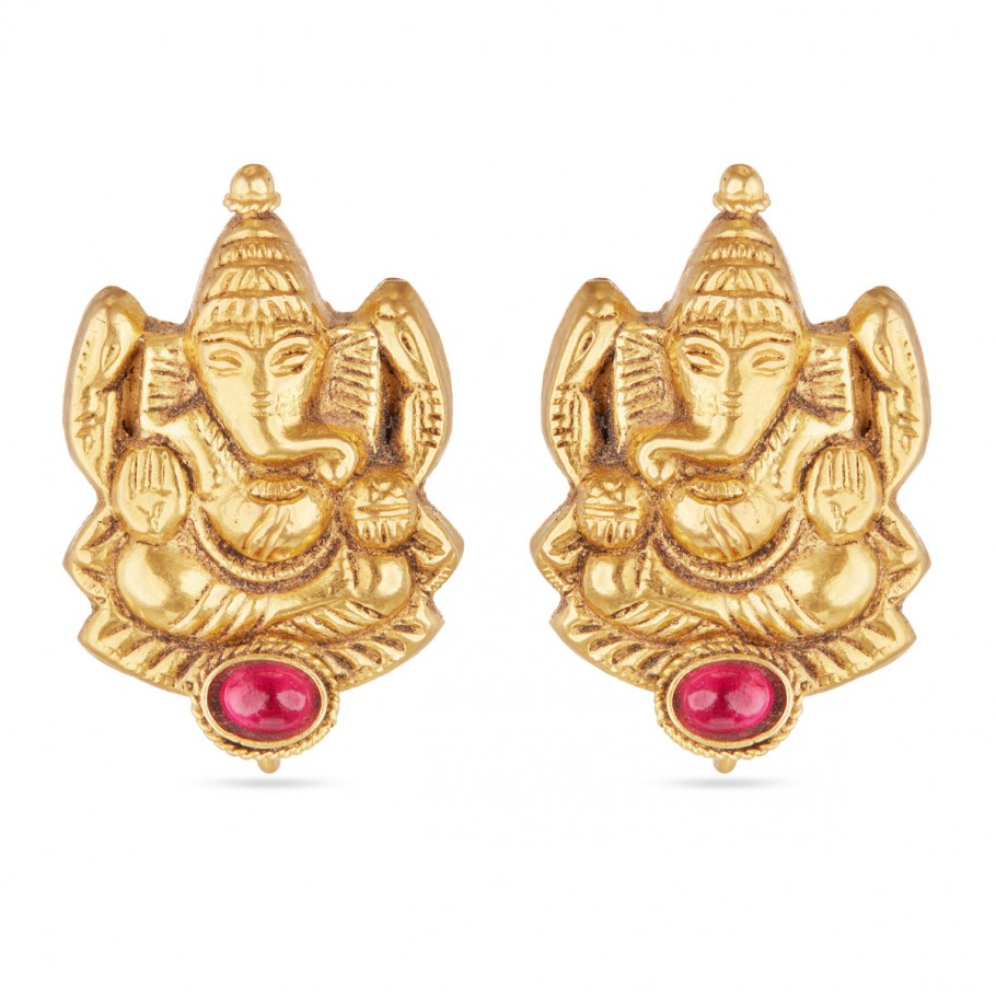 Sri Ganesh Ear-studs
