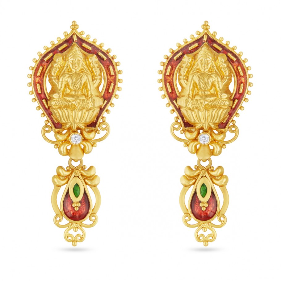 Lakshmi Ear-drops