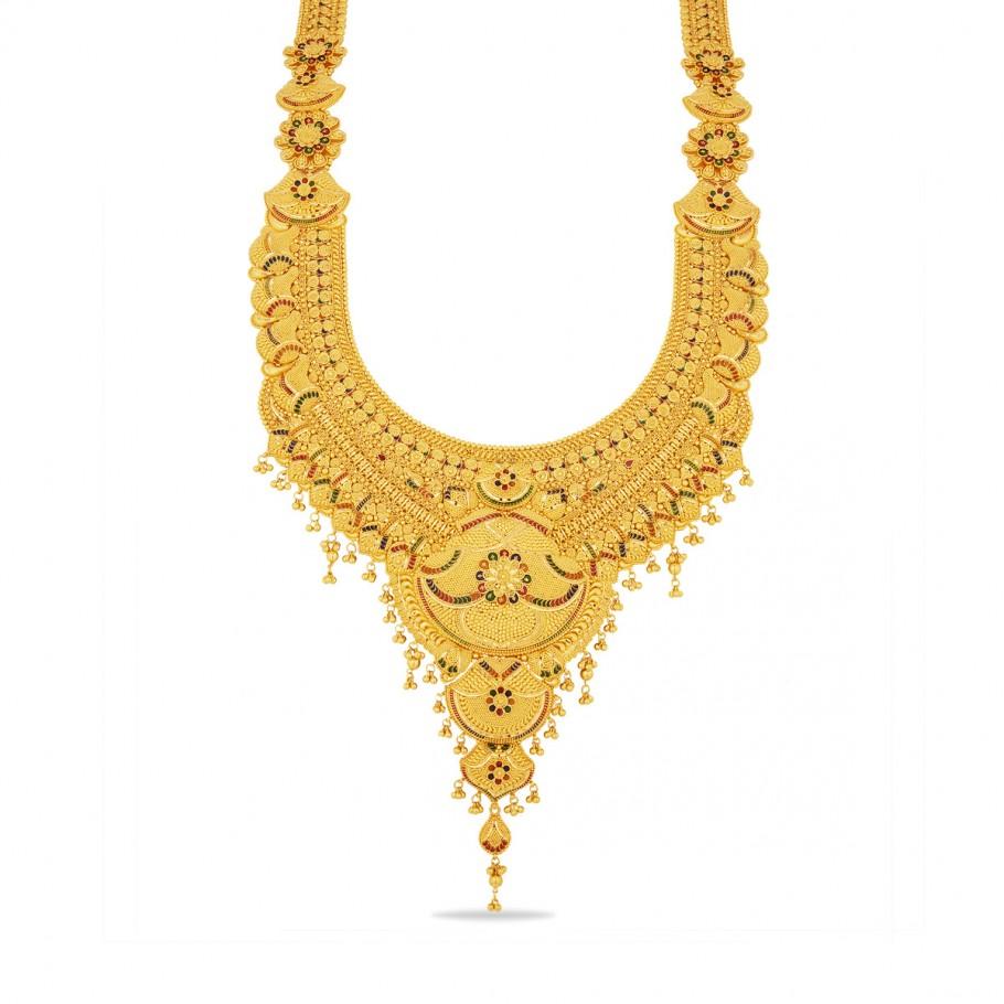 Astonishing Bridal Necklace