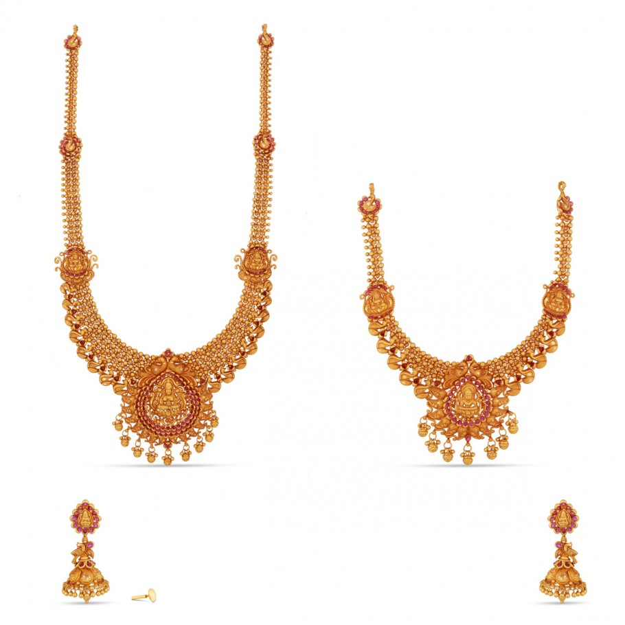 The Shaze Bridal Set