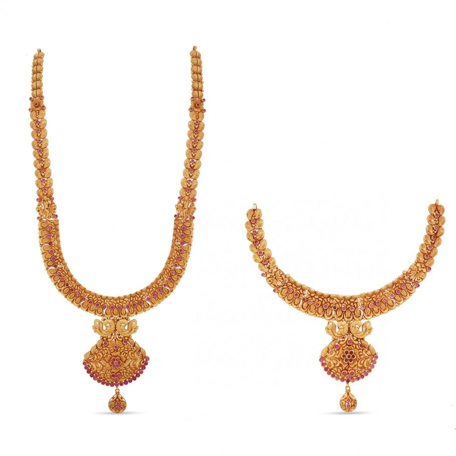 Bhairavi Bridal Set