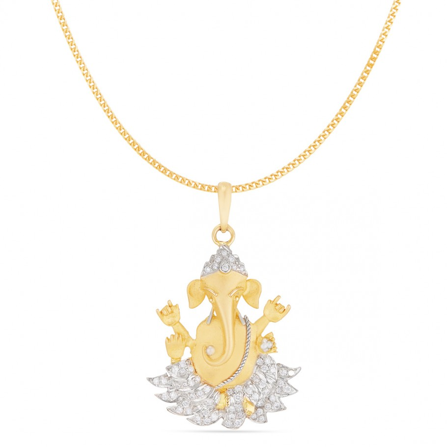 Diamond Ganapati