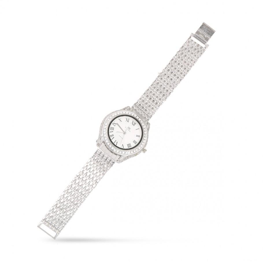 Gentle Silver Watch