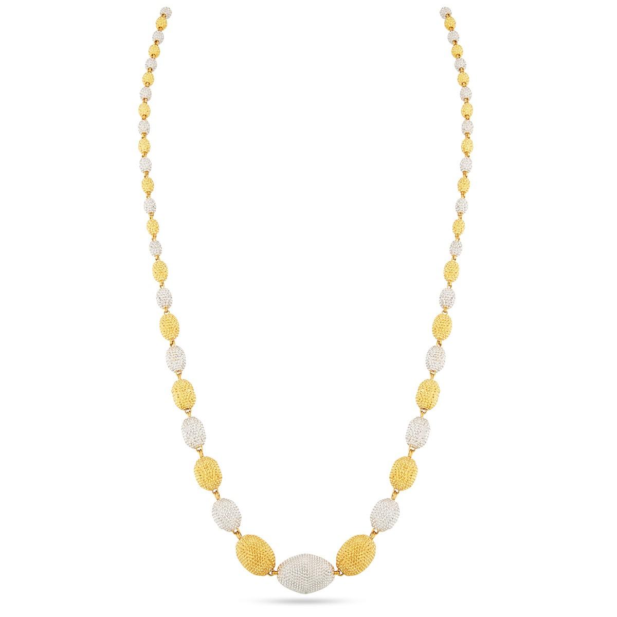 Fancy Rajkot Gold Chain | Bright Rhodium Gold Chain | Designer ...