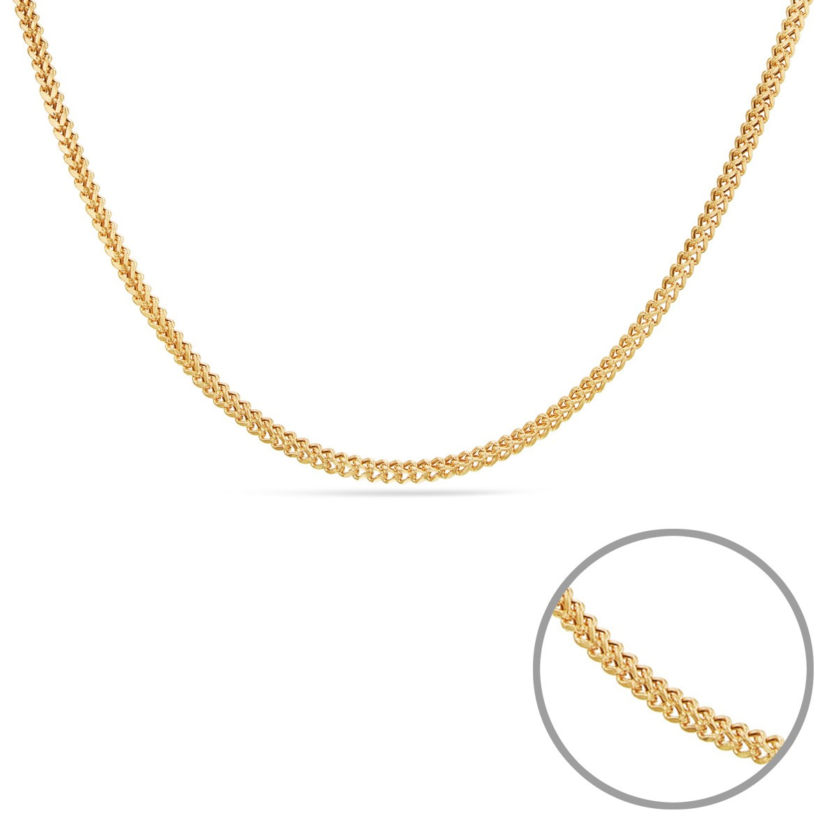 Intricate Design - Chains - Gold