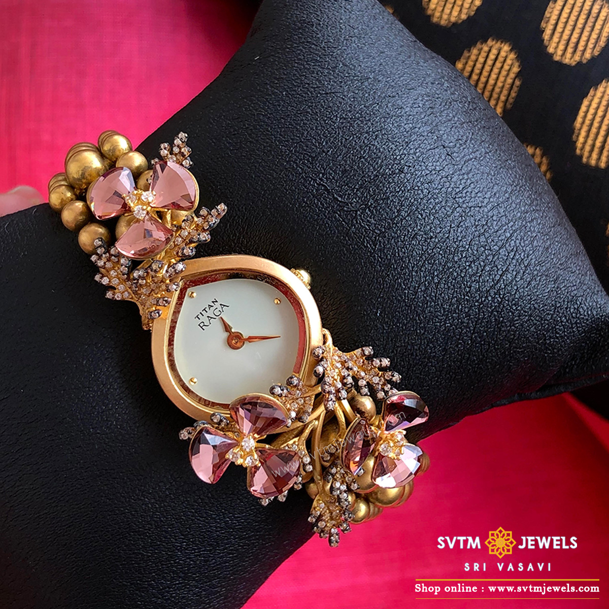 Buy Indian Gold Watches for Men and Women Online