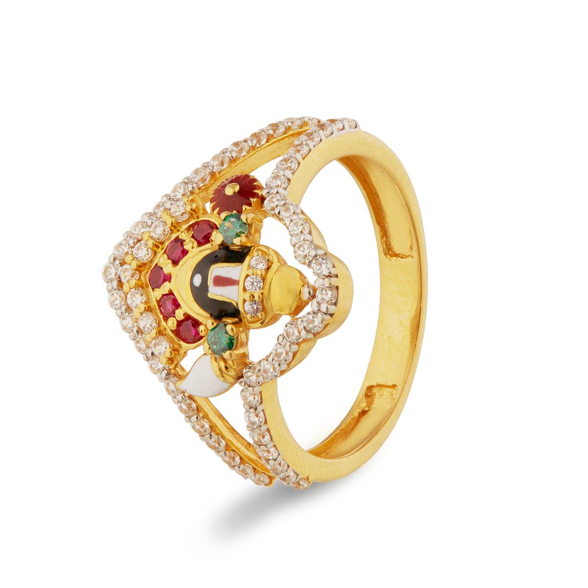 Lord Perumal Ring