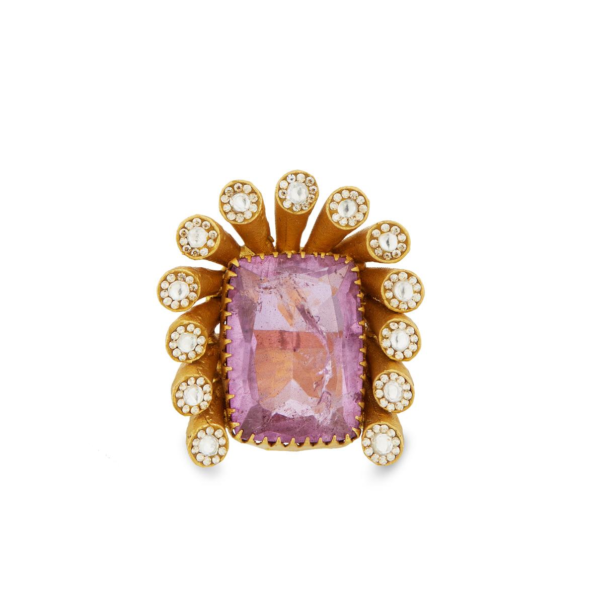 Kalinda Bright Ring
