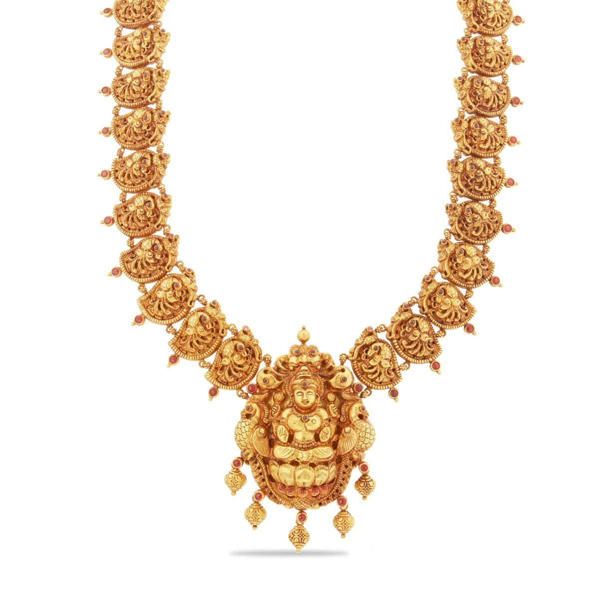 Delightful Lakshmi Haram