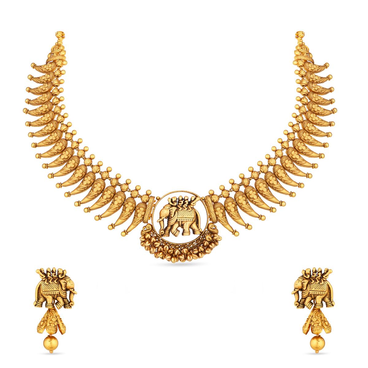 Antique Prajna necklace