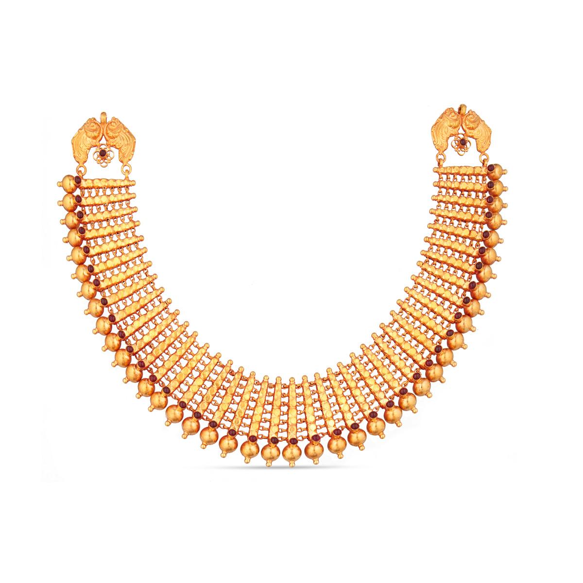 Virasath Gold Choker