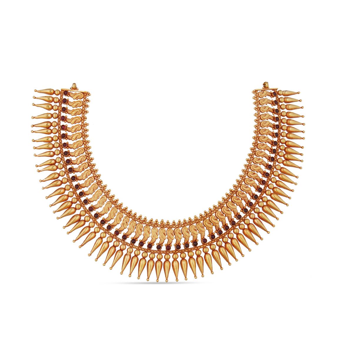 Beauty Topur Gold Choker