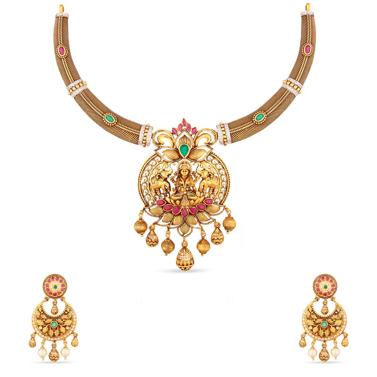 Savityai Necklace