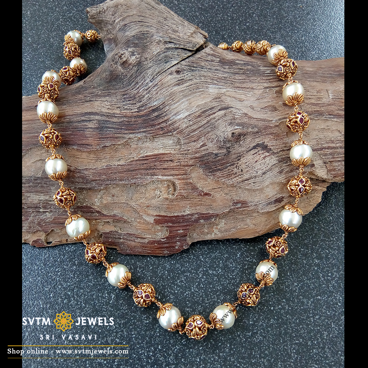 Marvellous Beads Necklace