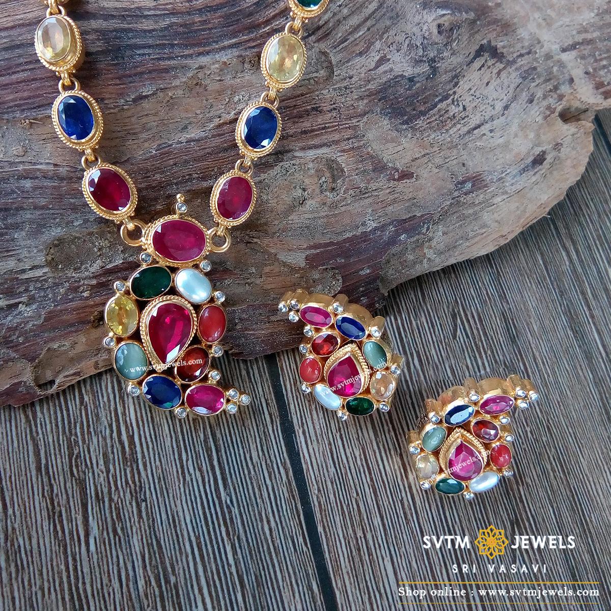 Ramsi Necklace Set